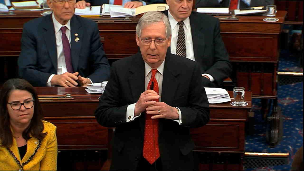 Impeachment al senato democratici contro trump notizie for Leggi approvate oggi al senato