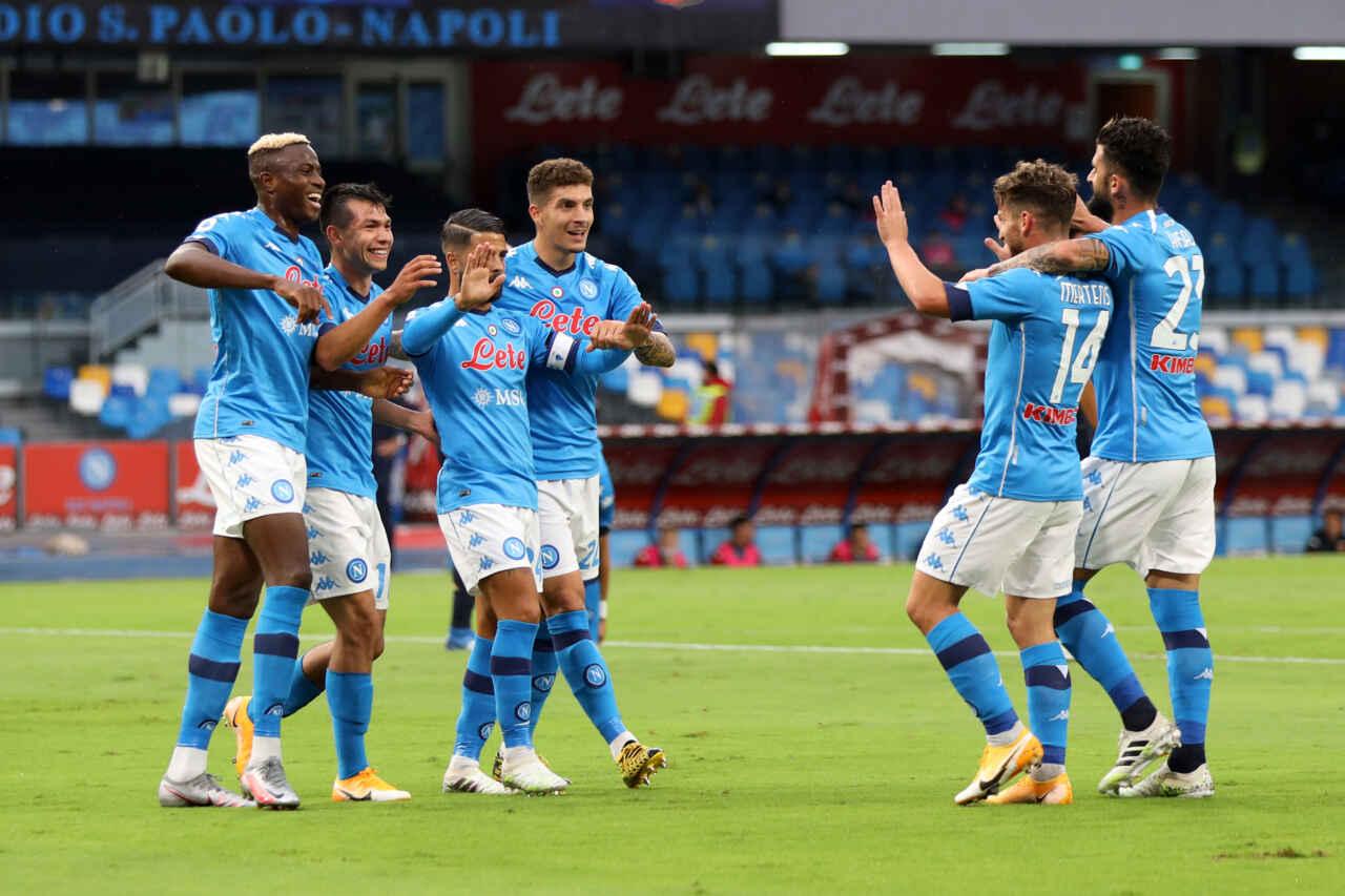 Juve Napoli La Asl Ferma I Partenopei La Lega Si Gioca Notizie Oggi 24