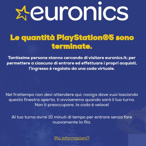 euronics ps5