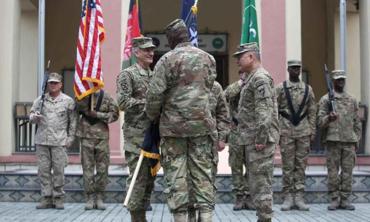afghanistan truppe usa