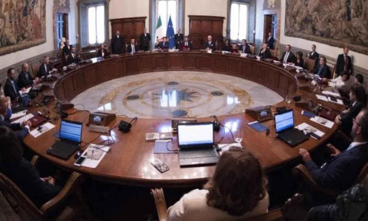 consiglio ministri covid misure