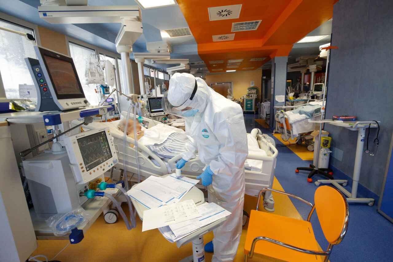 coronavirus bollettino protezione civile 17 aprile