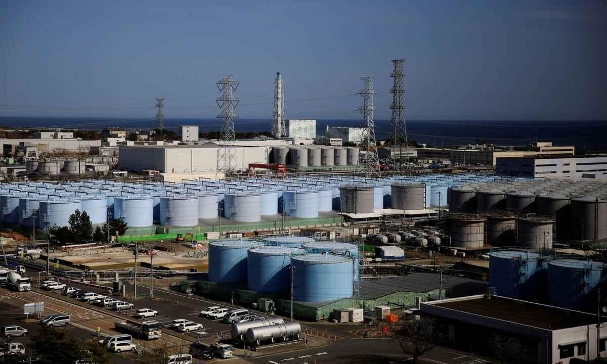 fukushima acque mare