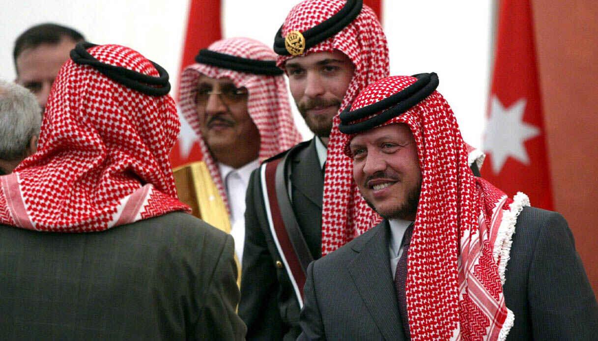giordania colpo stato