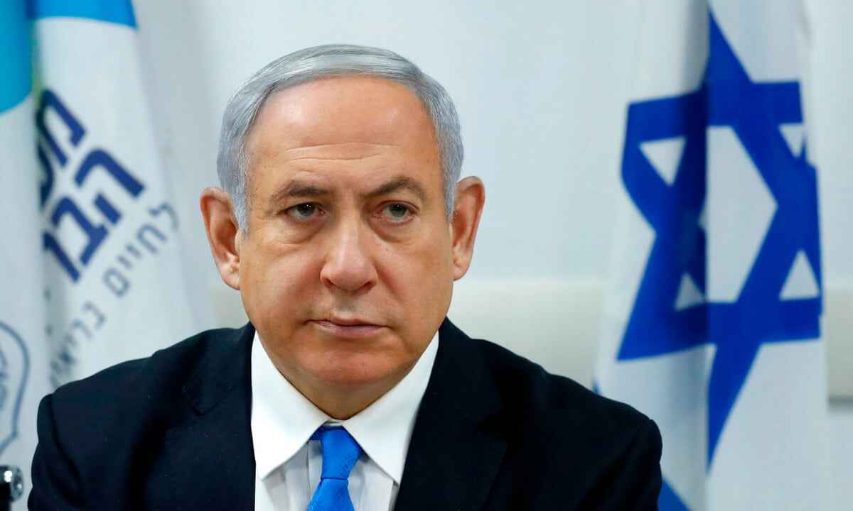 israele netanyahu governo