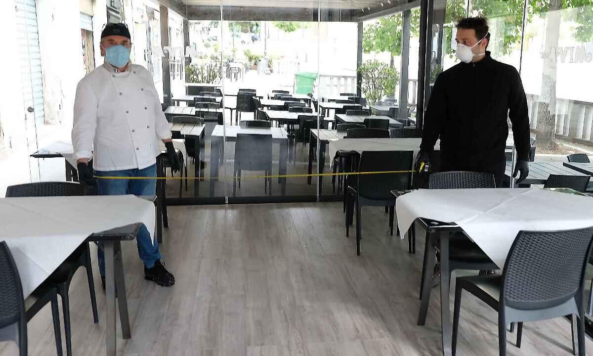 riaperture governo regioni ristoranti