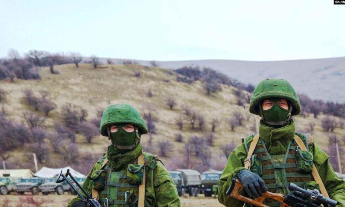 russia ucraina confine truppe