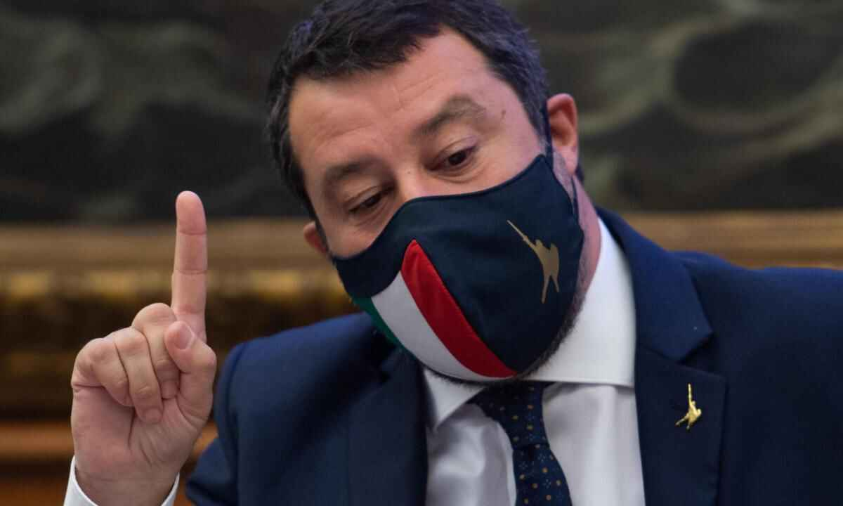 salvini caso open arms