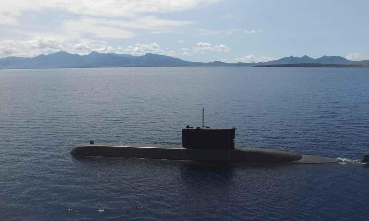 sottomarino indonesia bloccato