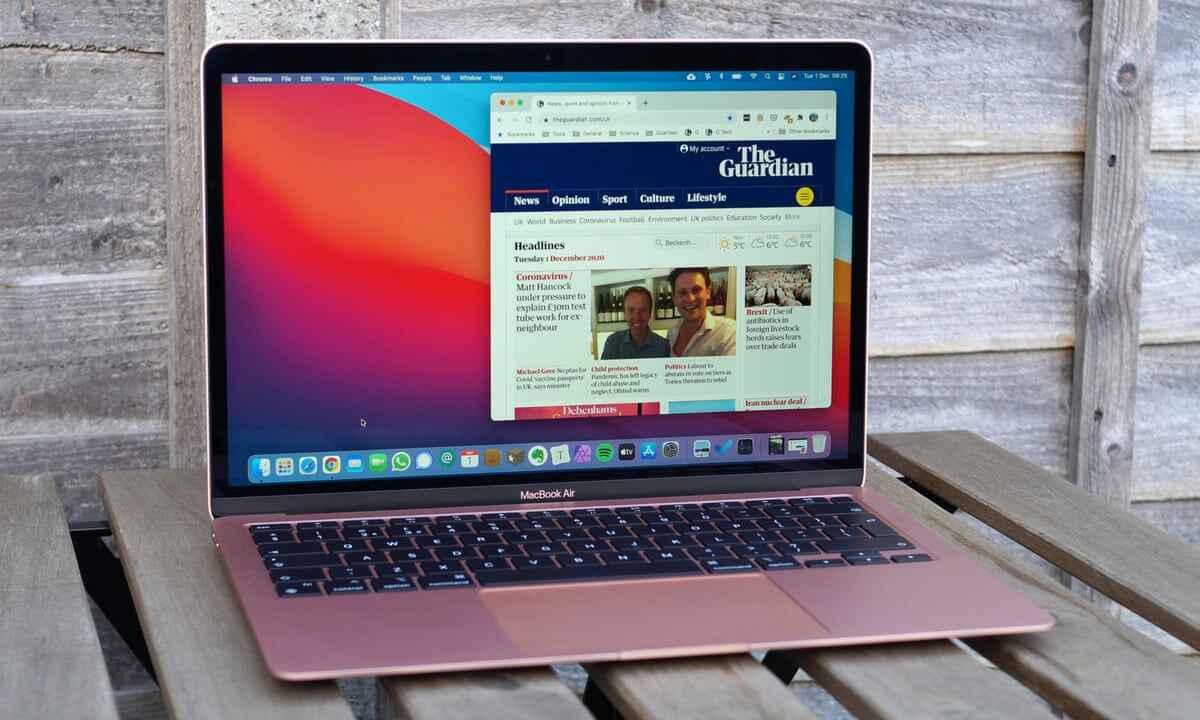 macbook air 13 m1 offerta amazon