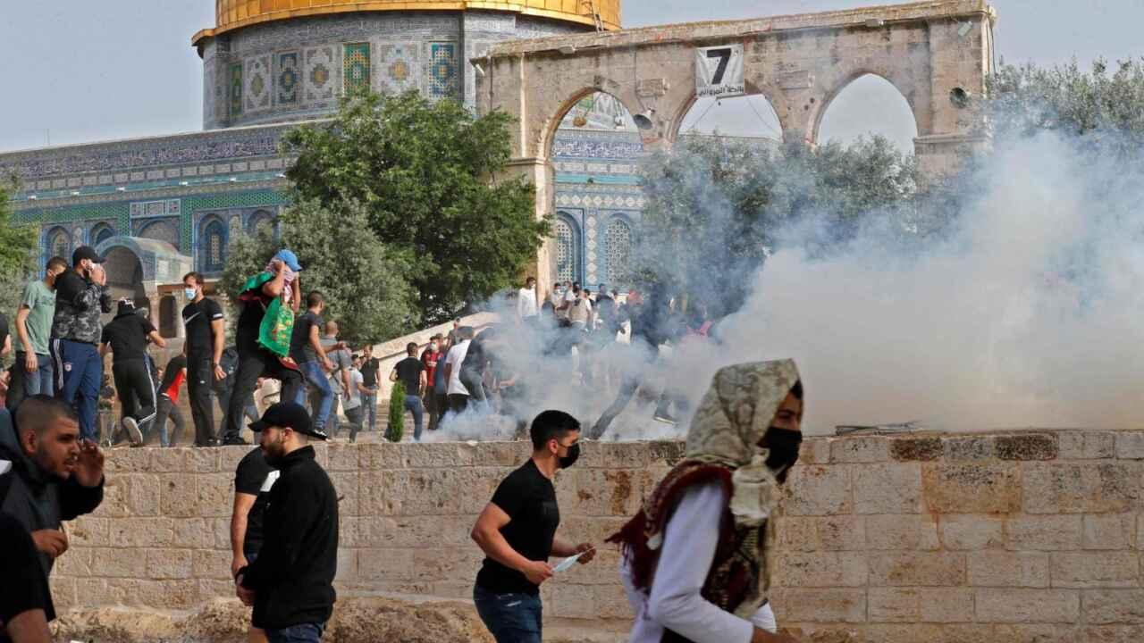 scontri gerusalemme oggi gaza