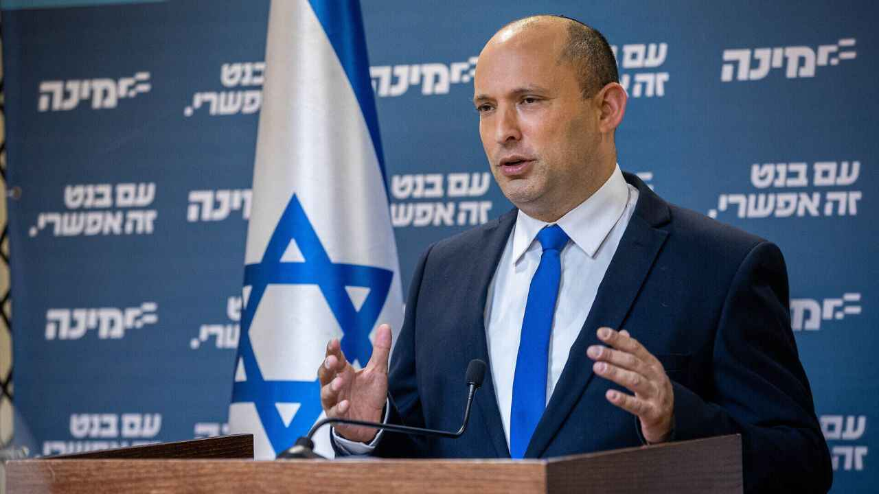 israele festa netanyahu